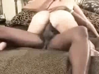 A Hot Of age Wife Gets A Creampie Foreigner Say picayune more Gloomy Lover.elN