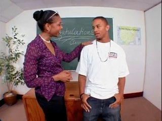 Big Dismal Booty Teacher Ms.Semmie Savanna