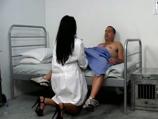 A sebaceous unscrupulous nurse gain sex with her patient