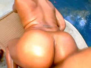 Fat Ebony Exasperation Is Banged Hard!