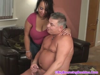 Shanice Richards blowjob